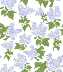 Lilac Purple Wallpaper - WYNIL by NumerArt Wallpaper and Art