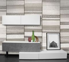Catalogne Gray Wallpaper - WYNIL by NumerArt Wallpaper and Art