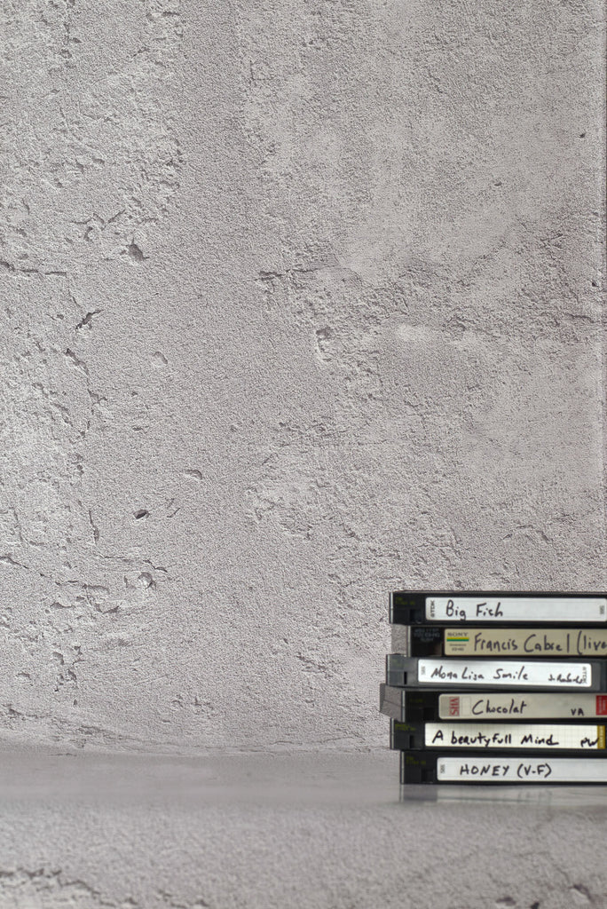 Concrete Sandy Gray Wallpaper - WYNIL by NumerArt Wallpaper and Art