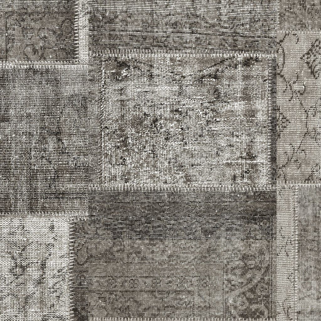 Patchwork Neutral Wallpaper - WYNIL by NumerArt Wallpaper and Art