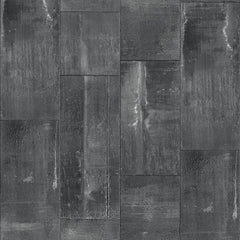 Metal Oxidation Gray Wallpaper - WYNIL by NumerArt Wallpaper and Art