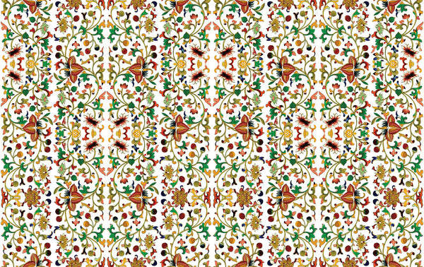 Grammar of Ornament Wallpaper - WYNIL by NumerArt Wallpaper and Art