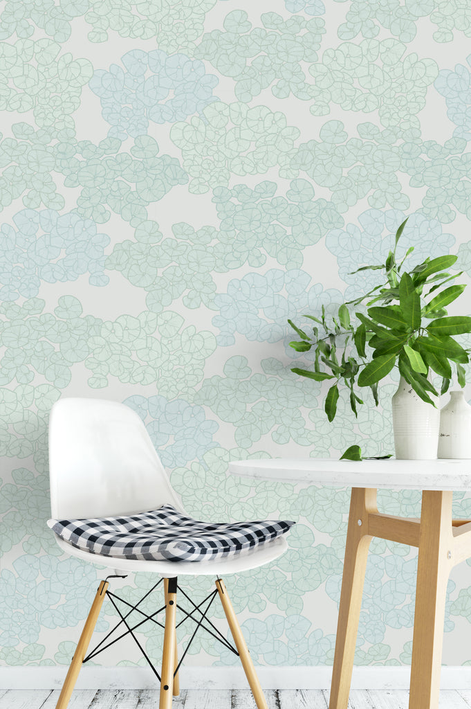 Canadian Ginger Tranquil Wallpaper - WYNIL by NumerArt Wallpaper and Art
