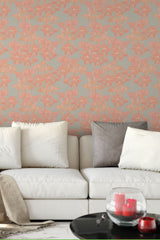 Chanterelle Soft Wallpaper - WYNIL by NumerArt Wallpaper and Art