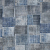 Patchwork Manly Wallpaper - WYNIL by NumerArt Wallpaper and Art