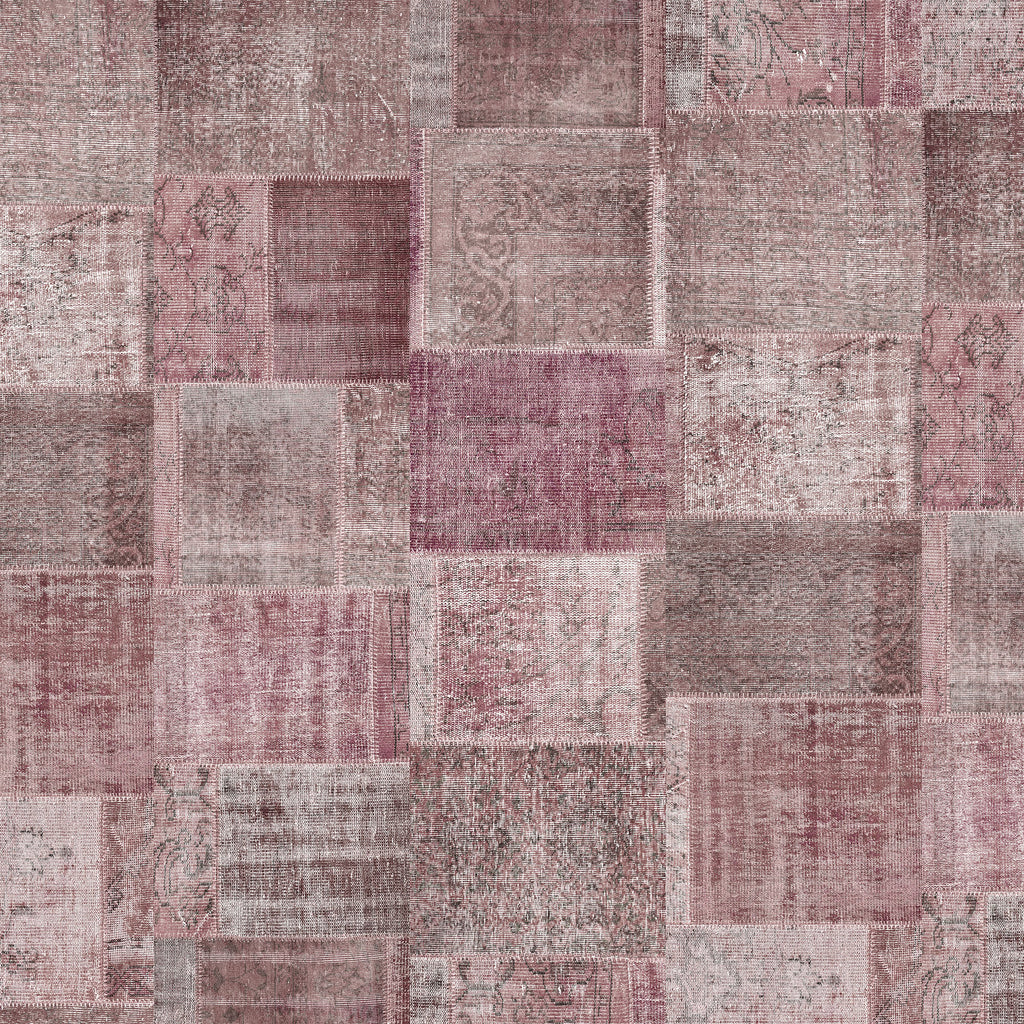 Patchwork Girly Wallpaper