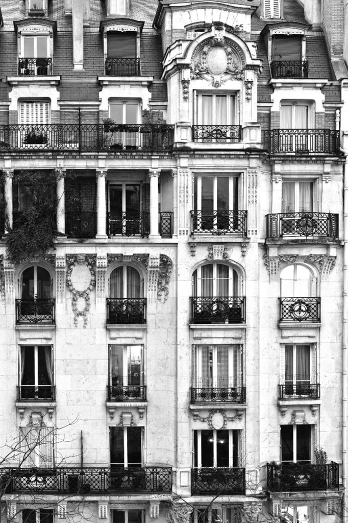 The Paris Windows Mural - WYNIL by NumerArt Wallpaper and Art