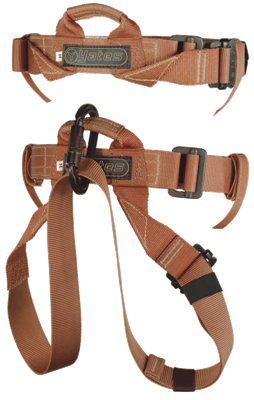 Yates Assault Climbing Belt