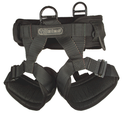 Yates Padded Lightweight Assault Harness