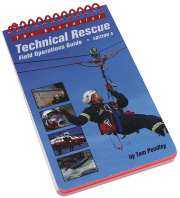 Yates Technical Rescue Field Guide