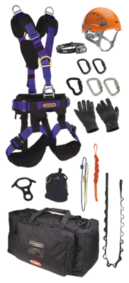Yates Rescuer Personal Equipment Kits