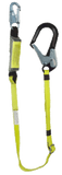 Yates Adjustable Length Shock Absorbing Lanyards w/6 Foot Free Potential.