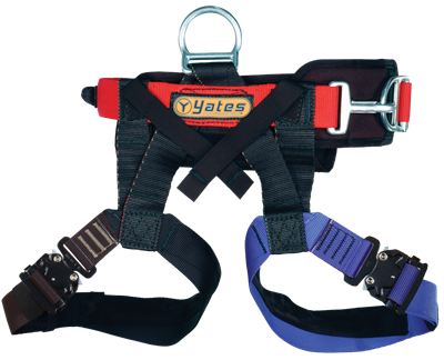 Yates Ladderman / Victim Rescue Seat Harness