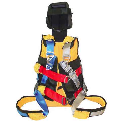 LSP Half-Back Extrication/Lift Harness - RescueGear.com  - 1
