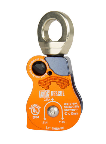 CMC PMP Swivel Pulley 1.1