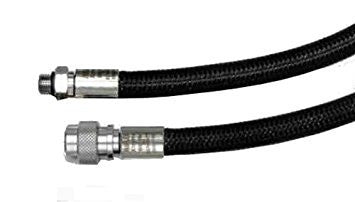 Aqua Lung BCD Low Pressure Hose. Braided 22