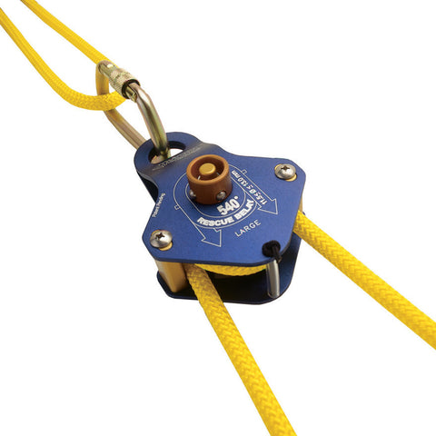 Traverse 540 Rescue Belay