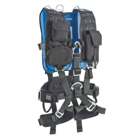 CMC Confined Space Harness - RescueGear.com  - 1