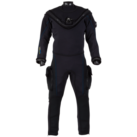 Aqua Lung Fusion Law Enforcement Swimmer Drysuit (No Valves)