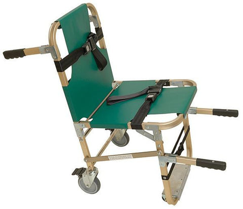 Junkin Evacuation Chair with Four Wheels