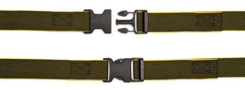 Junkin Restraint Strap with Plastic Buckle