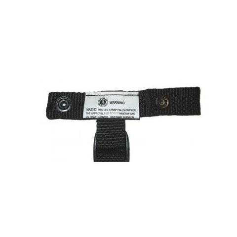 MA3032 Mustang Leg Strap Assembly for Inflatable PFDs