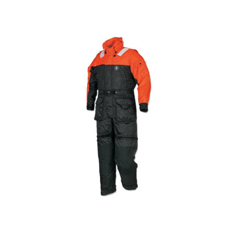 MS2175 Mustang Deluxe Anti-Exposure Coverall/Worksuit