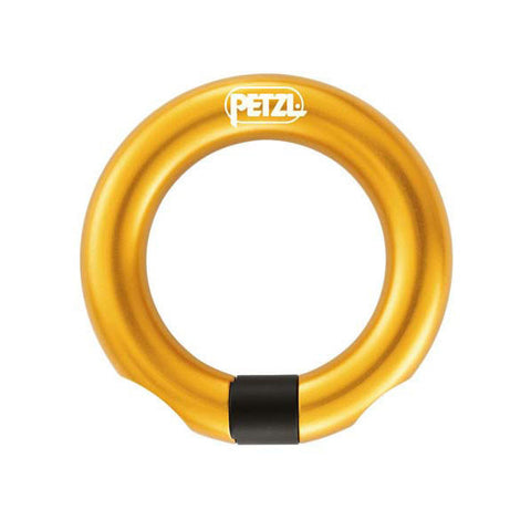 Petzl Ring Open Gated Connector