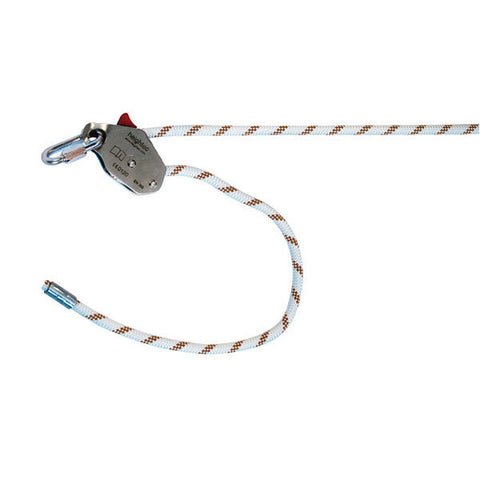 PMI Heightec Piranha-Roof Lanyard 20m w/connectors