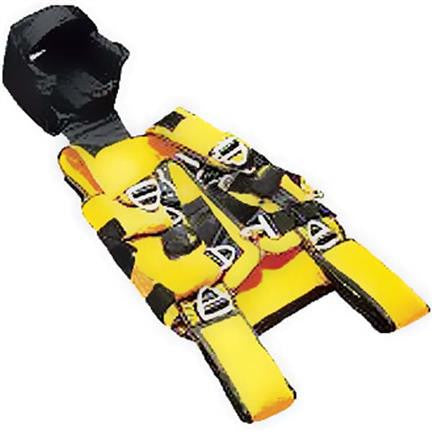 LSP Miller Half Back Extrication Lift Harness