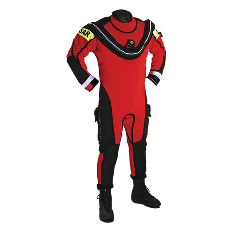 Aqua Lung Fusion S.A.R. Drysuit (Skin Only)