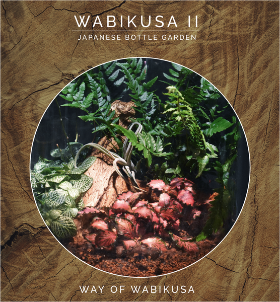Wabikusa II: Way of the Wabikusa Workshop B o o m k i - Japangarten Bonsai Wabikusa - B o o m k i