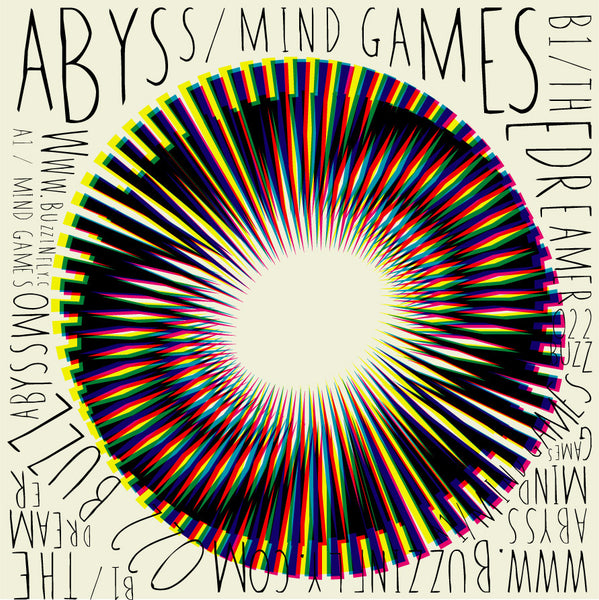 "Abyss - Mind Games (12"" Vinyl)"