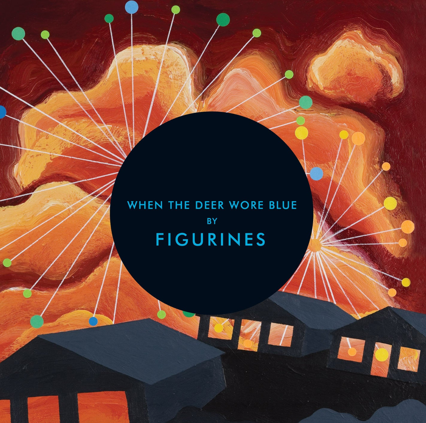 Figurines - When the Deer Wore Blue (CD)