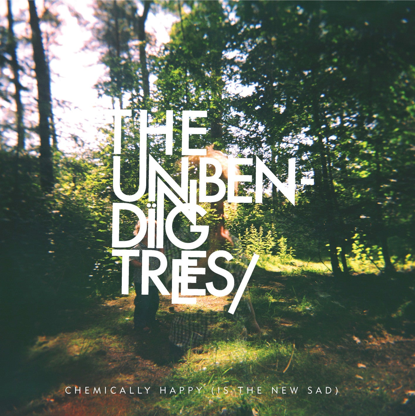 The Unbending Trees - Chemically Happy (Is The New Sad) (feat. Tracey Thorn) (CD)
