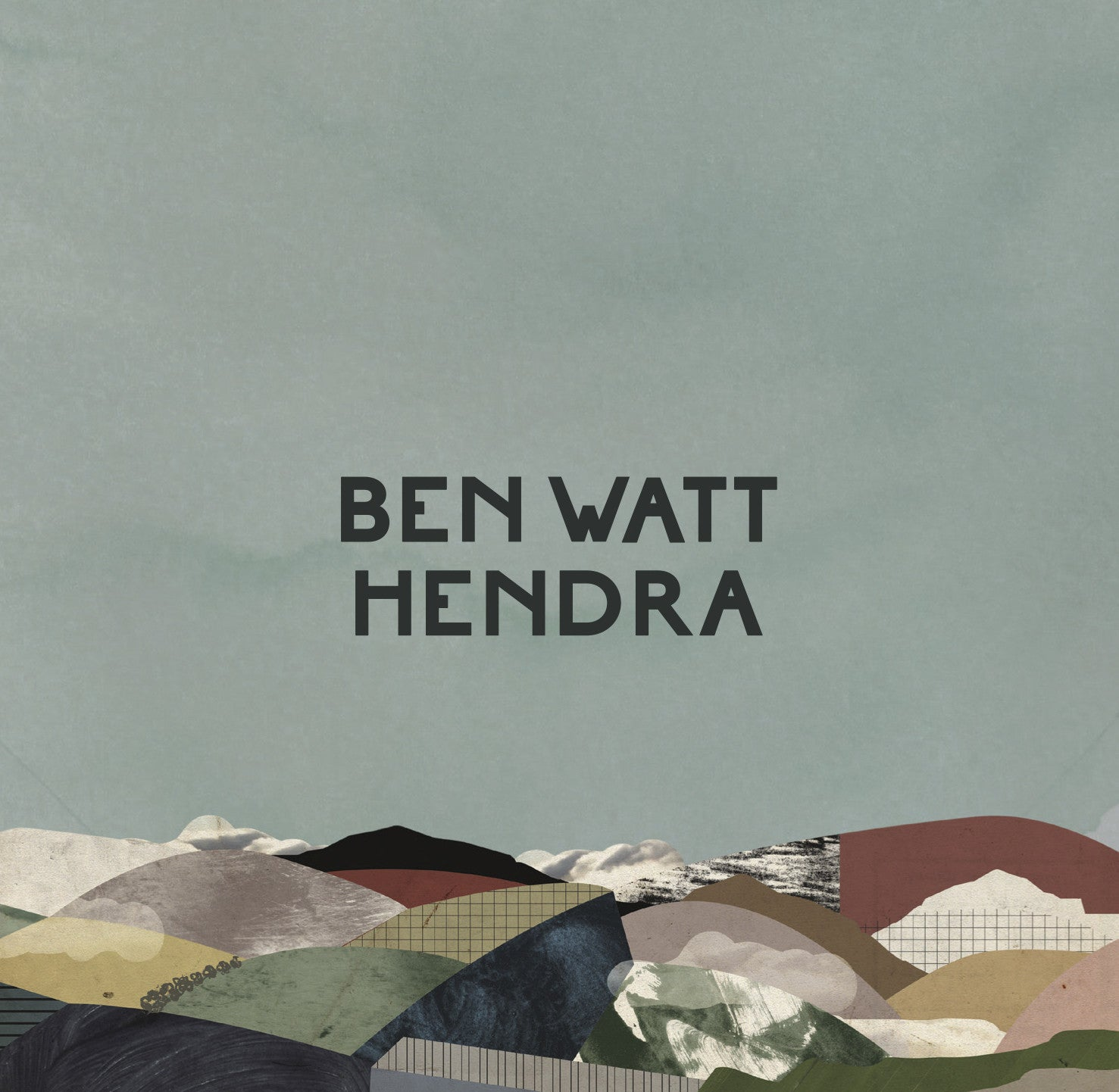 Ben Watt - Hendra (Limited Edition Promo, Individually Numbered, *Signed*) (CD)