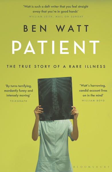 Ben Watt - Patient (Paperback, *Signed*)