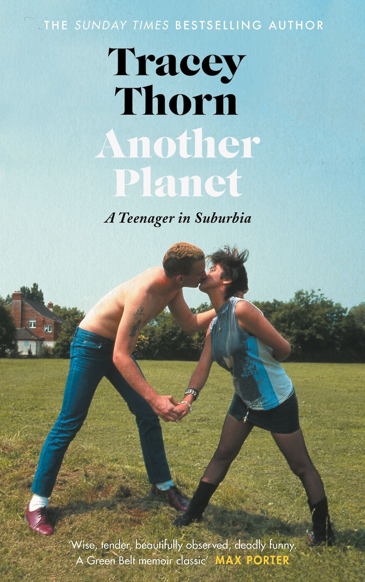 Tracey Thorn - Another Planet: A Teenager in Suburbia (Hardback, *Signed*)