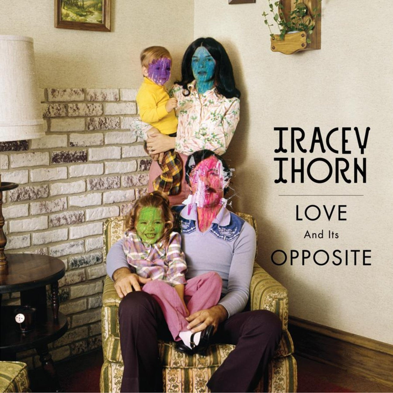 Tracey Thorn - Love and its Opposite (CD, *Signed*)