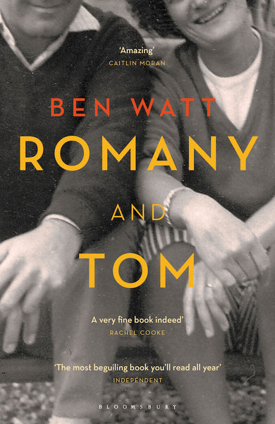 Ben Watt - Romany and Tom (Paperback, *Signed*)