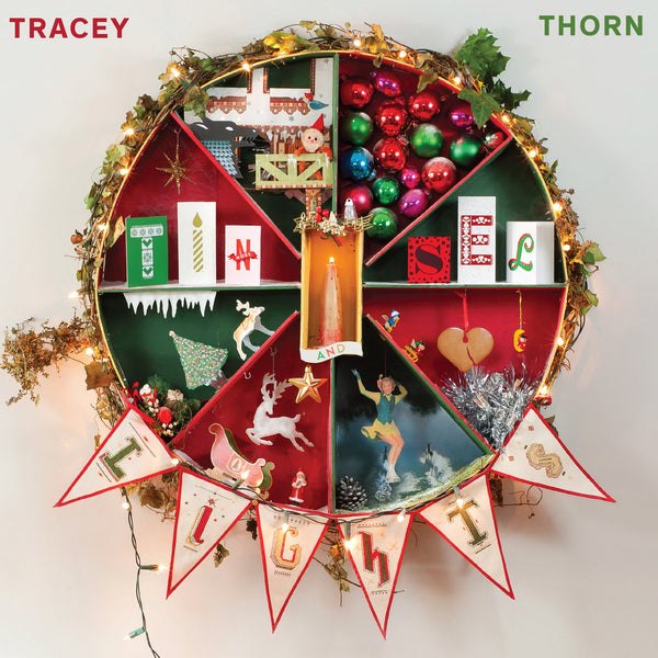 Tracey Thorn - Tinsel and Lights (CD, *Signed*)