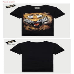 The Eye of The Tiger  - Beautiful T Shirt
