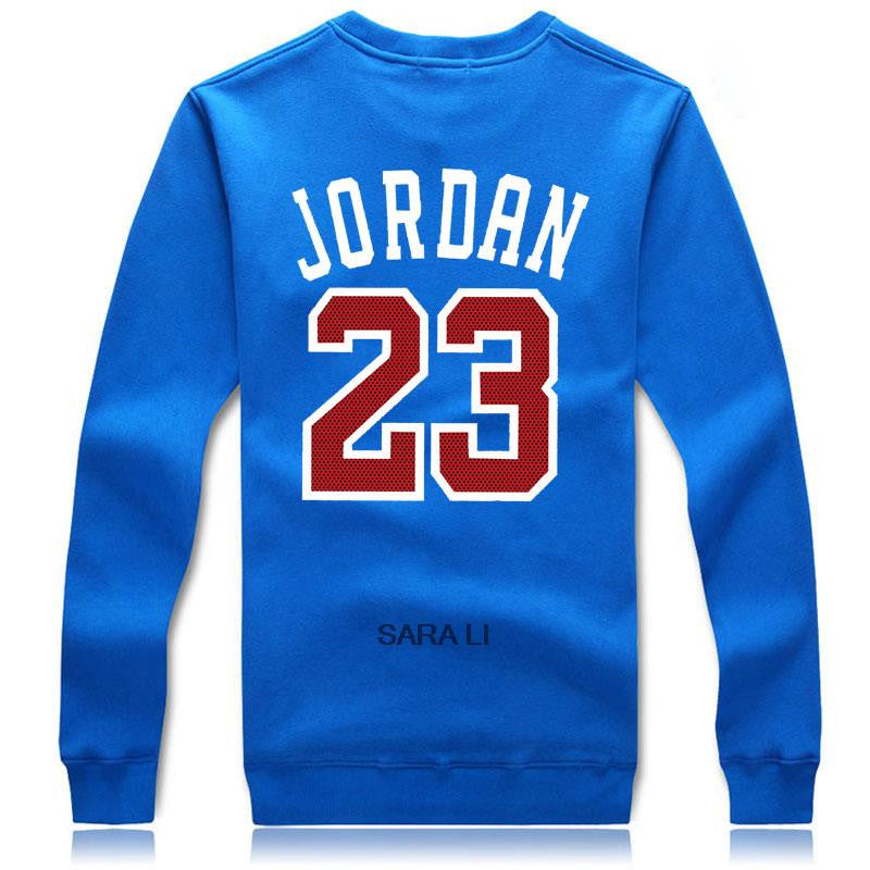 23 JORDAN  Pullover Sweatshirt - Take your game to the hoop!