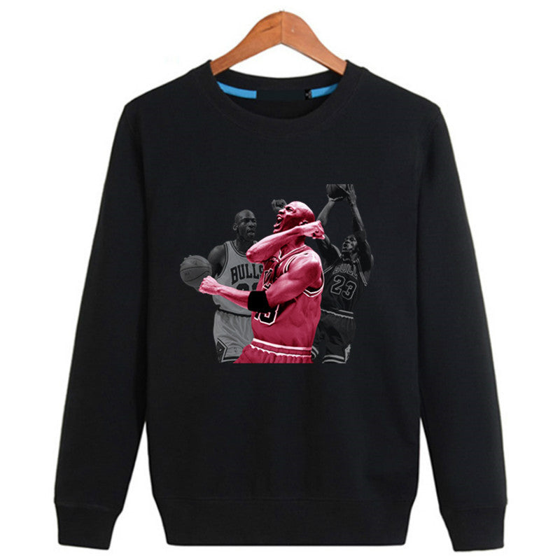 Beautiful Sweatshirt with a Great Pic of the King!
