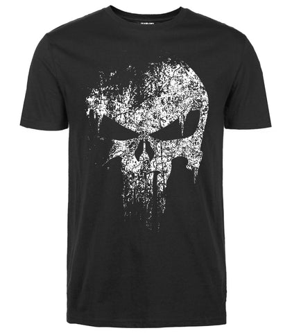 Punisher T Shirt black