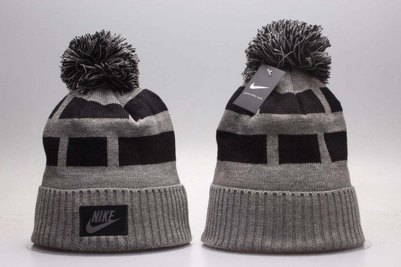 Beanies Unisex Knitted Wool