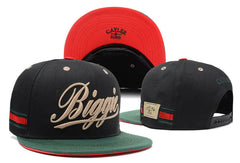 Leather - Check out this beautiful color. Snapback Heaven!