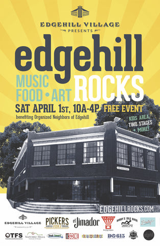Come see Marrow this weekend at EdgeHill Rocks!
