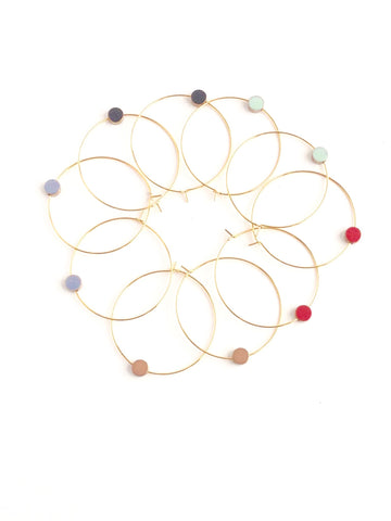 Color Story Hoops