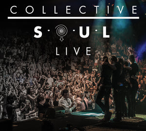 09/22/19 - Shippensburg, PA - H. Ric Luhrs Performing Arts Center - Collective Soul Ticketless Gold VIP Upgrade